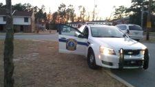 City Police Car North Region