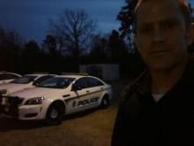 Curt with CPD car West Region