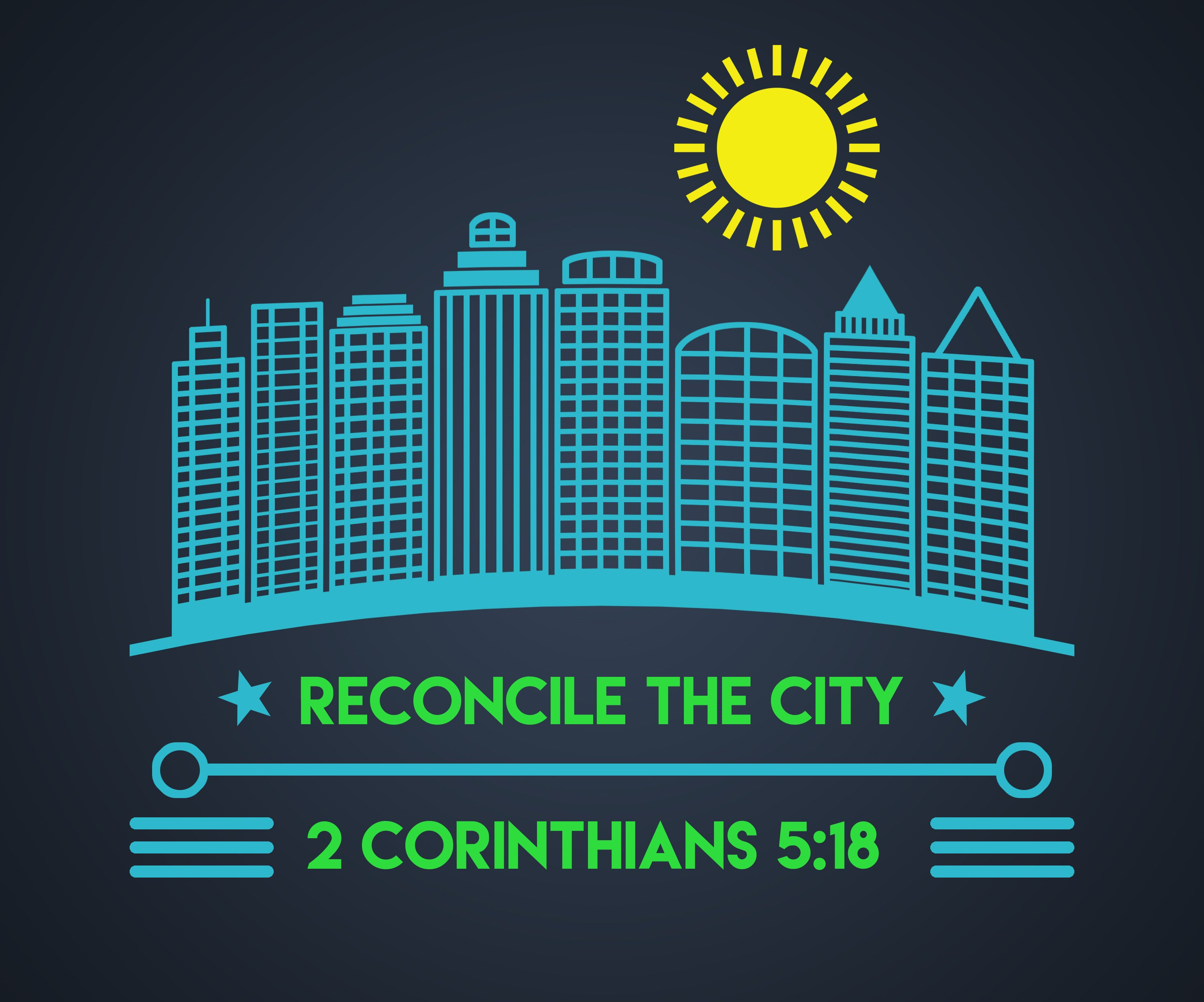 Reconcile the City