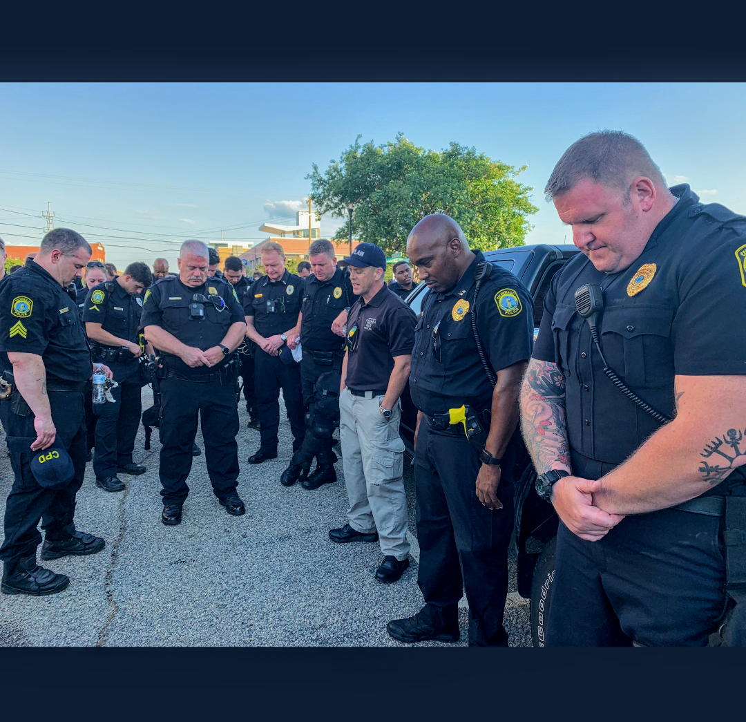 Prayer Pic 2020 Riot
