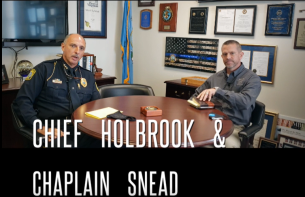 Screenshot from Chief's video
